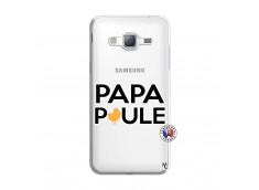 Coque Samsung Galaxy J3 2016 Papa Poule