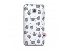 Coque Samsung Galaxy J3 2016 Petits Hippos