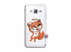 Coque Samsung Galaxy J3 2016 Fox Impact