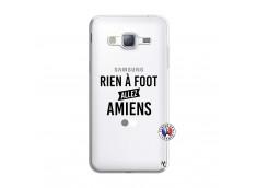 Coque Samsung Galaxy J3 2016 Rien A Foot Allez Amiens