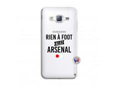 Coque Samsung Galaxy J3 2016 Rien A Foot Allez Arsenal
