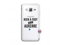 Coque Samsung Galaxy J3 2016 Rien A Foot Allez Auxerre