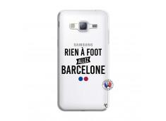 Coque Samsung Galaxy J3 2016 Rien A Foot Allez Barcelone