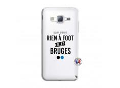 Coque Samsung Galaxy J3 2016 Rien A Foot Allez Bruges