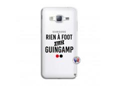 Coque Samsung Galaxy J3 2016 Rien A Foot Allez Guingamp