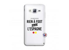 Coque Samsung Galaxy J3 2016 Rien A Foot Allez L'Espagne