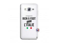 Coque Samsung Galaxy J3 2016 Rien A Foot Allez L'Italie