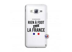 Coque Samsung Galaxy J3 2016 Rien A Foot Allez La France