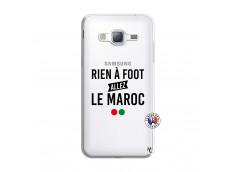 Coque Samsung Galaxy J3 2016 Rien A Foot Allez Le Maroc