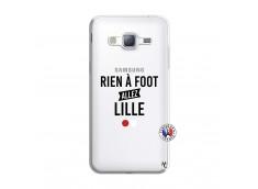 Coque Samsung Galaxy J3 2016 Rien A Foot Allez Lille