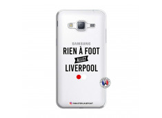 Coque Samsung Galaxy J3 2016 Rien A Foot Allez Liverpool