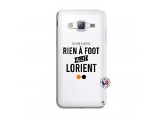 Coque Samsung Galaxy J3 2016 Rien A Foot Allez Lorient