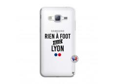 Coque Samsung Galaxy J3 2016 Rien A Foot Allez Lyon