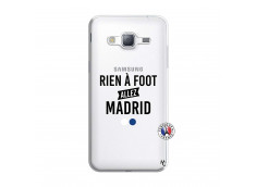 Coque Samsung Galaxy J3 2016 Rien A Foot Allez Madrid