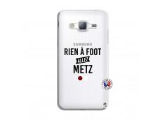 Coque Samsung Galaxy J3 2016 Rien A Foot Allez Metz
