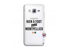 Coque Samsung Galaxy J3 2016 Rien A Foot Allez Montpellier