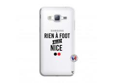 Coque Samsung Galaxy J3 2016 Rien A Foot Allez Nice
