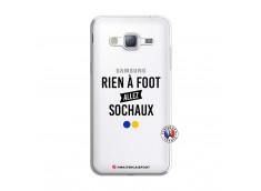 Coque Samsung Galaxy J3 2016 Rien A Foot Allez Sochaux