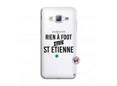 Coque Samsung Galaxy J3 2016 Rien A Foot Allez St Etienne