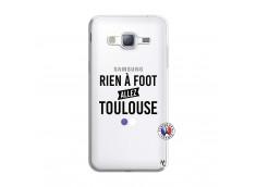 Coque Samsung Galaxy J3 2016 Rien A Foot Allez Toulouse