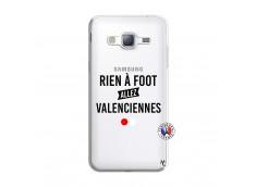 Coque Samsung Galaxy J3 2016 Rien A Foot Allez Valenciennes