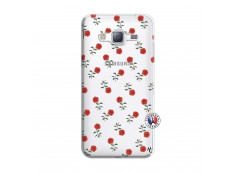 Coque Samsung Galaxy J3 2016 Rose Pattern
