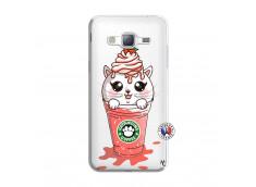 Coque Samsung Galaxy J3 2016 Catpucino Ice Cream