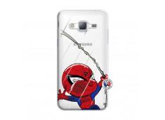 Coque Samsung Galaxy J3 2016 Spider Impact