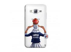 Coque Samsung Galaxy J3 2016 Super Maman Et Super Bébé