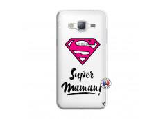 Coque Samsung Galaxy J3 2016 Super Maman