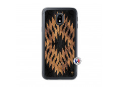 Coque Samsung Galaxy J3 2017 Aztec One Motiv Translu