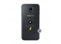 Coque Samsung Galaxy J3 2017 Bandes De Moldus