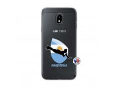 Coque Samsung Galaxy J3 2017 Coupe du Monde Rugby-Argentine