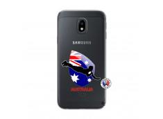 Coque Samsung Galaxy J3 2017 Coupe du Monde Rugby-Australia