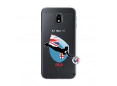 Coque Samsung Galaxy J3 2017 Coupe du Monde Rugby Fidji