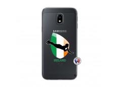 Coque Samsung Galaxy J3 2017 Coupe du Monde Rugby-Ireland