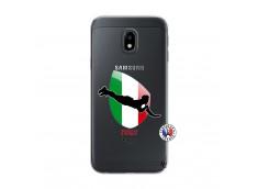 Coque Samsung Galaxy J3 2017 Coupe du Monde Rugby-Italy