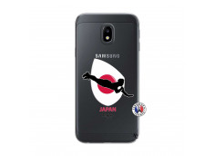 Coque Samsung Galaxy J3 2017 Coupe du Monde Rugby-Japan