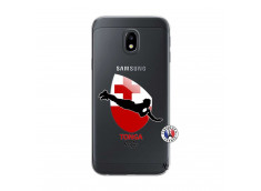 Coque Samsung Galaxy J3 2017 Coupe du Monde Rugby-Tonga
