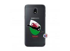 Coque Samsung Galaxy J3 2017 Coupe du Monde Rugby-Walles