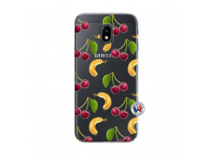 Coque Samsung Galaxy J3 2017 Hey Cherry, j'ai la Banane
