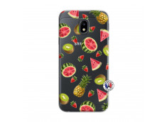 Coque Samsung Galaxy J3 2017 Multifruits