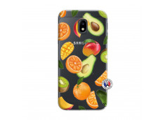 Coque Samsung Galaxy J3 2017 Salade de Fruits