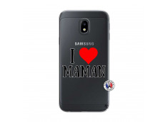 Coque Samsung Galaxy J3 2017 I Love Maman