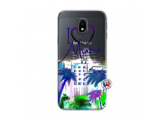 Coque Samsung Galaxy J3 2017 I Love Miami