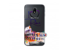 Coque Samsung Galaxy J3 2017 I Love Rome