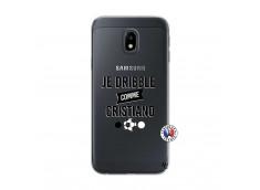 Coque Samsung Galaxy J3 2017 Je Dribble Comme Cristiano