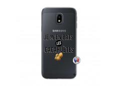 Coque Samsung Galaxy J3 2017 Je M En Bas Les Cacahuetes