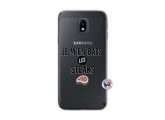 Coque Samsung Galaxy J3 2017 Je M En Bas Les Steaks
