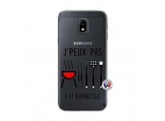 Coque Samsung Galaxy J3 2017 Je Peux Pas J Ai Barbecue